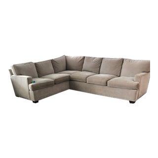 Modern Cr Laine Custom Sectional For Sale