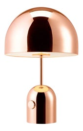 Image of Copper Table Lamps