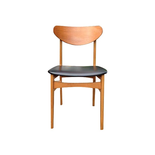 Yugoslavian Mid-Century Side Chair - Image 1 of 6