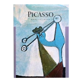 """ Picasso "" Masters of Art Series Rare Vintage 1983 Collector's Monograph Hardcover Modern Art Book For Sale"