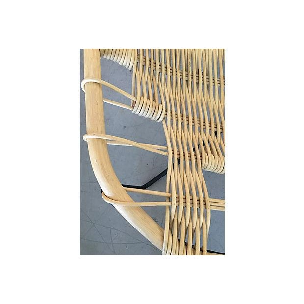 "Beige Benedetta Tagliabue ""Tina"" Chair For Sale - Image 8 of 8"