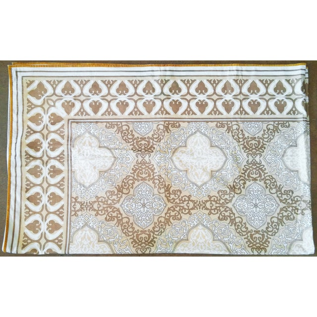 Medallion Table Cover - Image 2 of 4