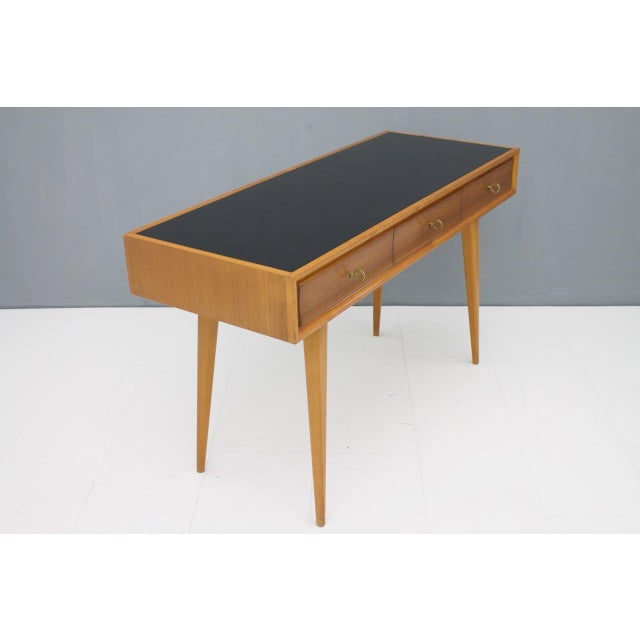 Console Table Vanity by Helmut Magg, Germany, 1950s For Sale - Image 9 of 13