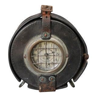 Antique Detex Security Watchclock For Sale