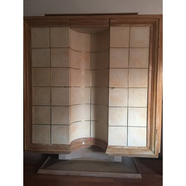 French Art Deco Armoire - Image 2 of 5