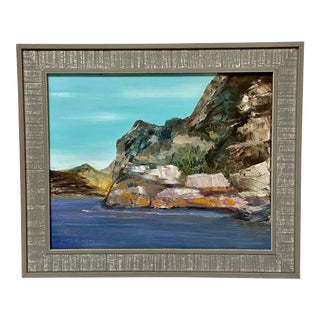 Modern Surrealist Seascape Painting by Ivan Trifonoff For Sale