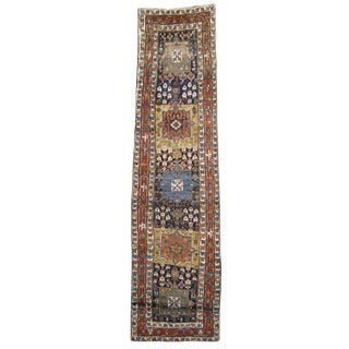 Karadagh Runner Rug - 3′4″ × 11′9″ For Sale