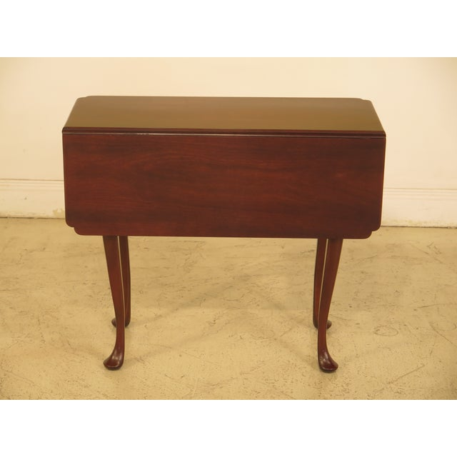 Kittinger Williamsburg Collection Occasional Table - Image 11 of 11