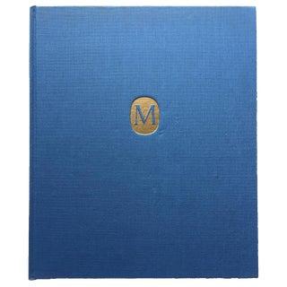 1959 'Great Paintings From Metropolitan Museum' Art Book-Abrams