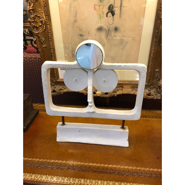 1960s Vintage David Gil Abstract Mid-Century Modern Sculpture For Sale - Image 12 of 12