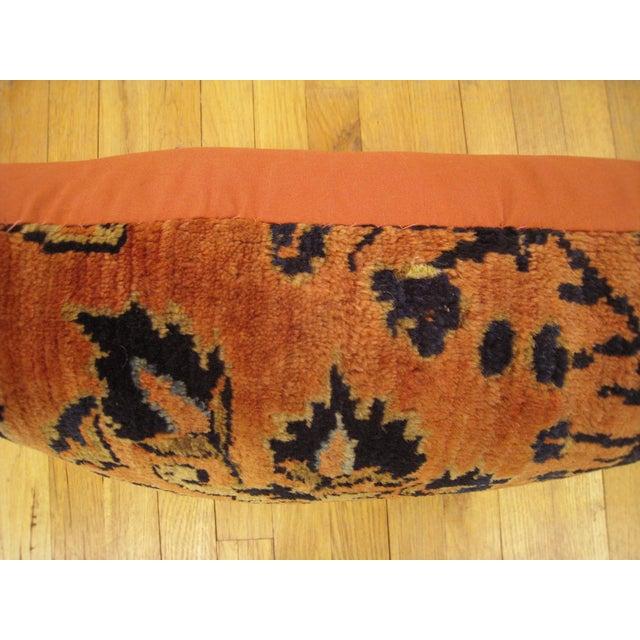 Islamic Vintage Lilihan Pillow For Sale - Image 3 of 5