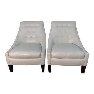 Williams-Sonoma Modern Chloe Chair- 2 pc.
