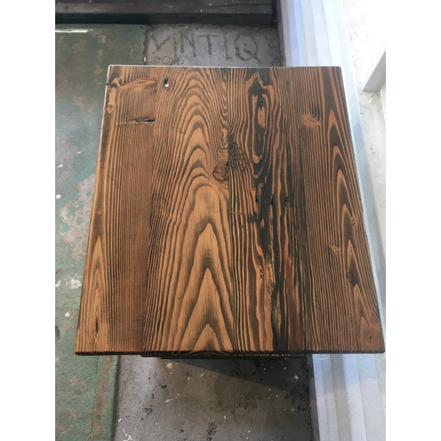 Handmade Reclaimed Wood Bar - Image 7 of 7