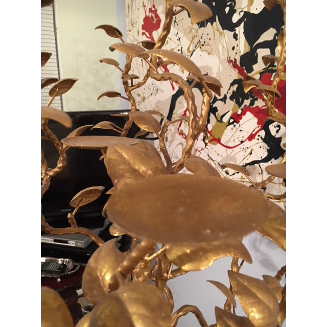 Large Floor Art Candelabra For Sale In Austin - Image 6 of 13