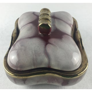 French Porcelain Lidded Candy Dish, Trinket or Jewelry Box Preview