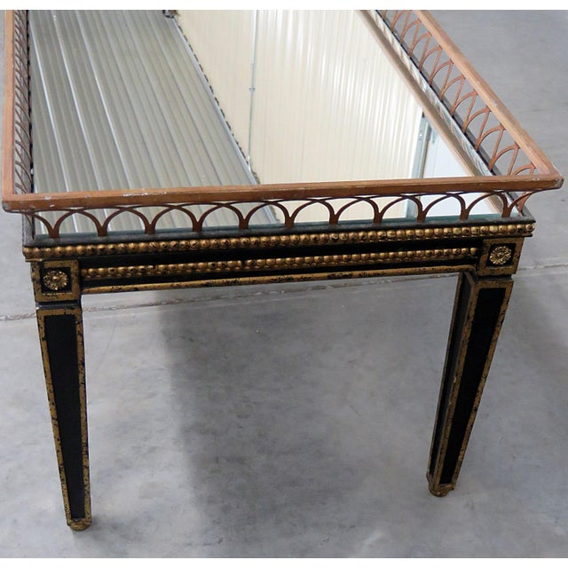 Directoire Style Coffee Table For Sale In Philadelphia - Image 6 of 9