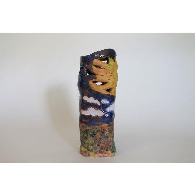 Handmade Pottery Vase Chairish