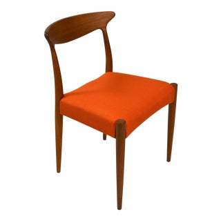 Arne Hovmand Olsen for Mogens Kold Danish Modern Teak Dining Chair
