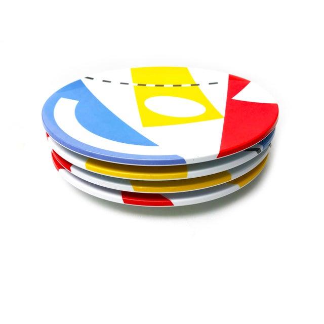 Vintage Melamine Copco Plates - Set of 4 - Image 2 of 4