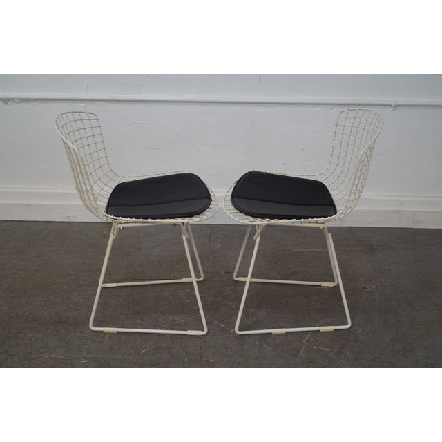 Harry Bertoia for Knoll Rilsan Dining Chairs - 4 - Image 8 of 10