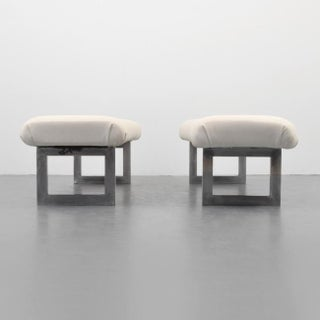 2 Benches, Manner of Milo Baughman, Steve Chase, and Karl Springer Preview