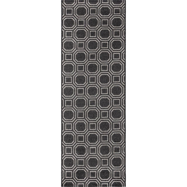 Dress up an outdoor dining room or deck with the versatile design of this all-weather area rug collection. Whether you...