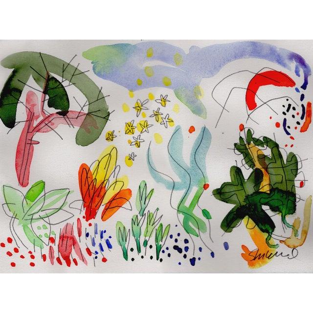 "Steve Klinkel English Garden Set of 9 8x10"" Giclee Prints. For Sale - Image 4 of 11"