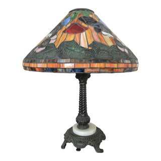 Tiffany Table Lamp For Sale