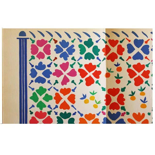 1954 Henri Matisse Decoration Fruits Original Lithograph - Image 5 of 7