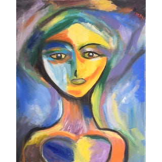 Shawn Phalen Free to Be Me Contemporary Painting For Sale