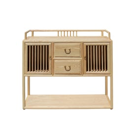 Image of Side Tables with Storage