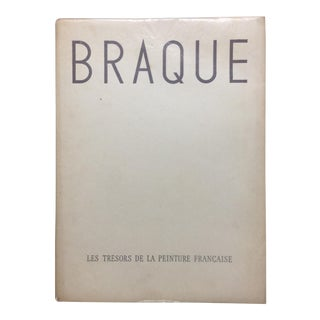 1946 Georges Braque Portfolio Print Book