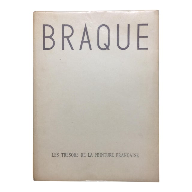 1946 Georges Braque Portfolio Print Book For Sale