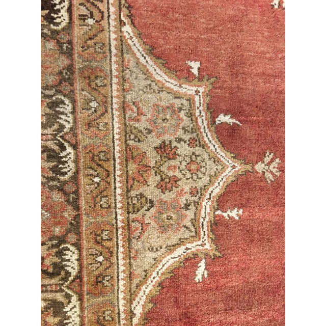 "Vintage Sivas Turkish Rug - 5'4""x14'5"" - Image 7 of 8"