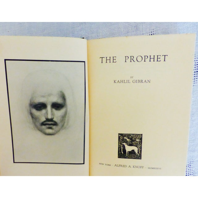 The Prophet by Kahlil Gibran, 1936 - Image 3 of 8