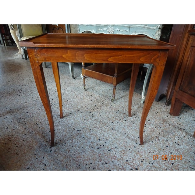 French 19th Century Side Table For Sale - Image 12 of 12
