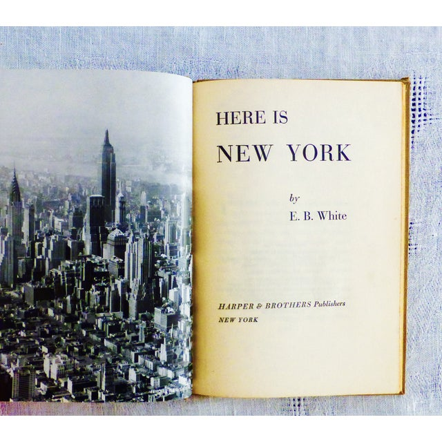 E.B. White Vintage Books - Set of 3 - Image 3 of 10