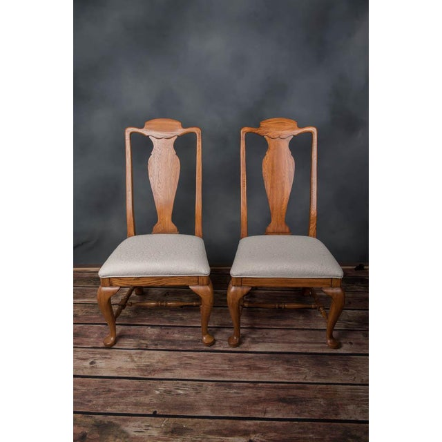 Lexington Furniture Dining Chairs - a Pair For Sale In Denver - Image 6 of 6