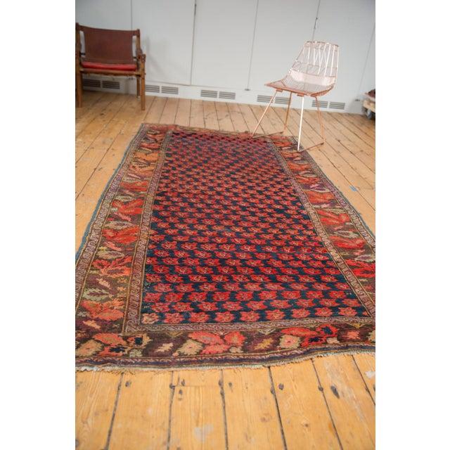 """Antique Karabagh Carpet - 4'9"""" x 9'4"""" For Sale - Image 11 of 13"""