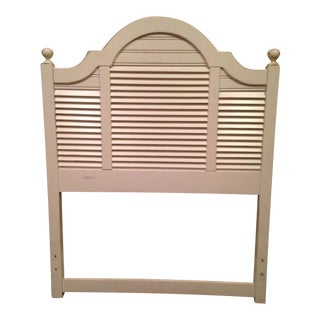 Cottage Collection Lexington Furniture White Twin Headboard