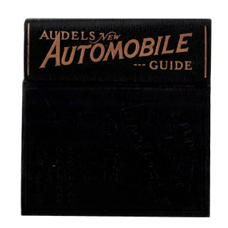 """1949 """"Audels New Automobile Guide"""" Collectible Book For Sale"""