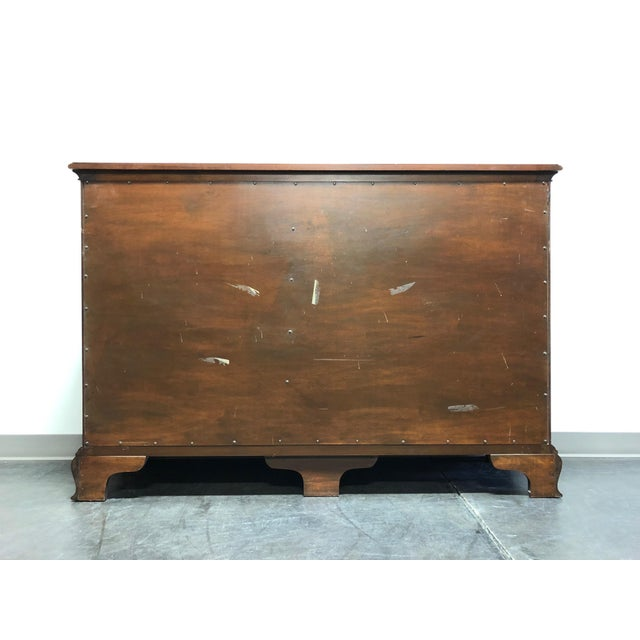 Councill Craftsmen Solid Mahogany Chippendale Dresser For Sale In Charlotte - Image 6 of 13