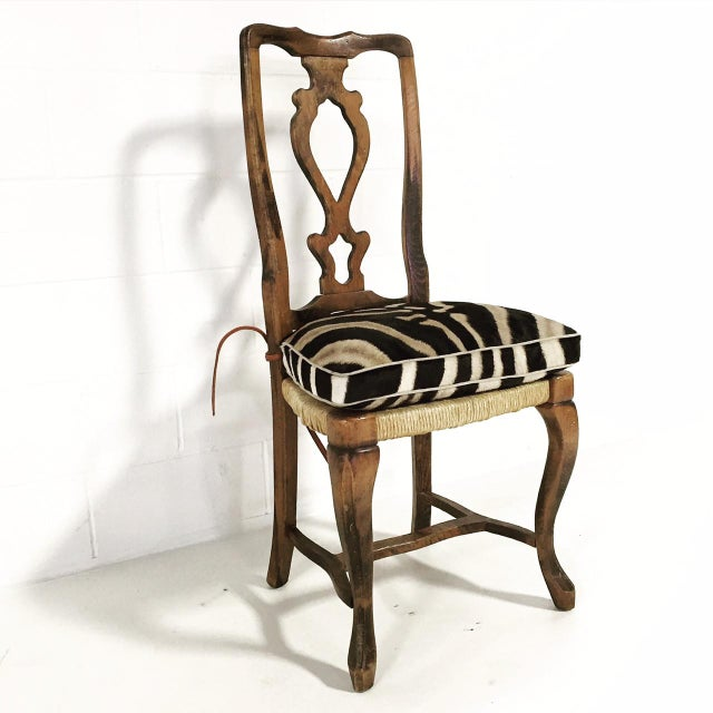 Provincial Side Chair - Image 2 of 8