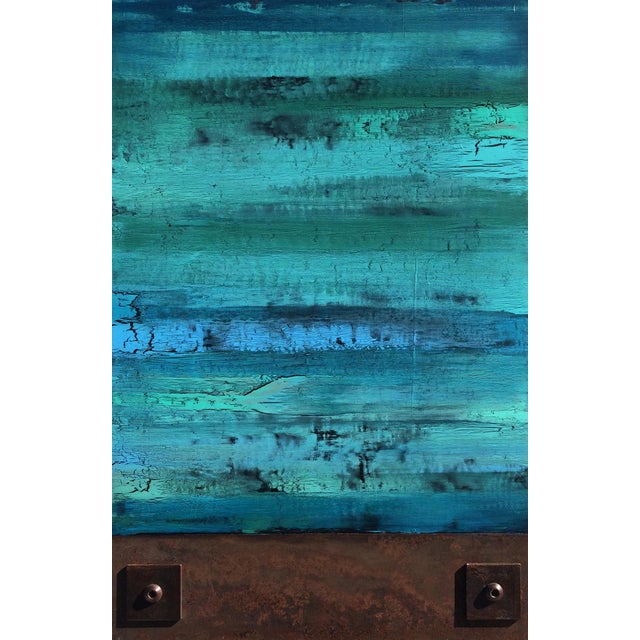 Original Contemporary Abstract Painting - Image 1 of 7
