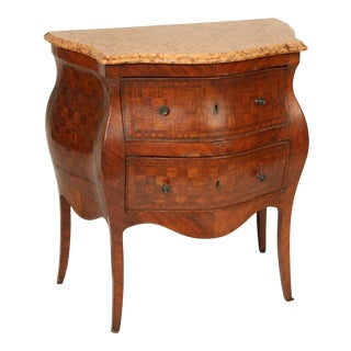 19th Century Louis XV Style Chest of Drawers For Sale