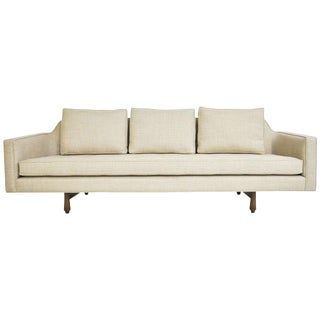 Dunbar Curved Back Sofa by Edward Wormley For Sale