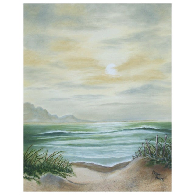 Dune Path to the Sea Painting by Marion Manser - Image 2 of 4