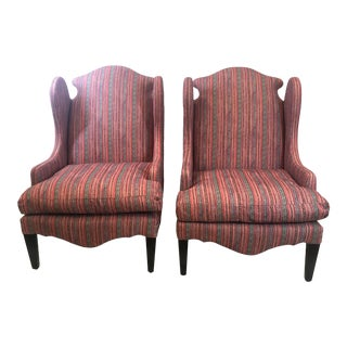 Andrew Martin Blair Chairs- A Pair For Sale