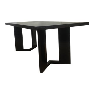 Cerused Oak Dining Table For Sale