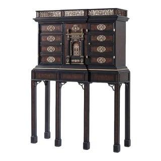 George I Bar Cabinet For Sale